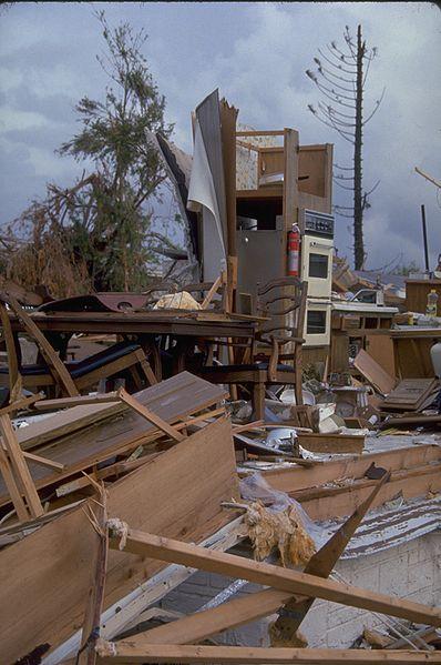 Hurricane Andrew South Florida 1992