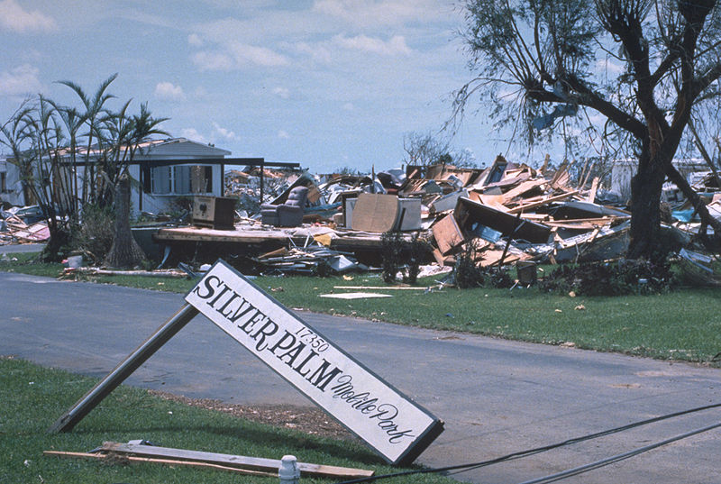 Hurricane Andrew Homestead, FL